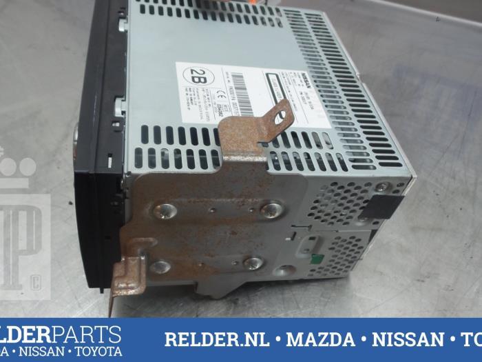 gebrauchte nissan note (e11) 1.4 16v radio cd spieler - cy02e