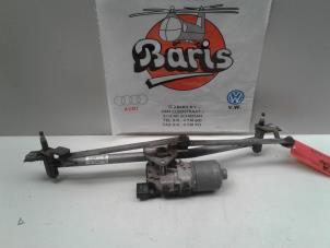 used skoda fabia 6y5 1 4 tdi 70 wiper motor mechanism