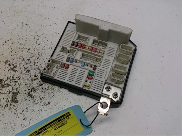 fuse box from a renault grand scenic (used)
