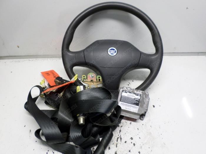 Used Fiat Ducato 243244245 20 Jtd 11 Left Airbag