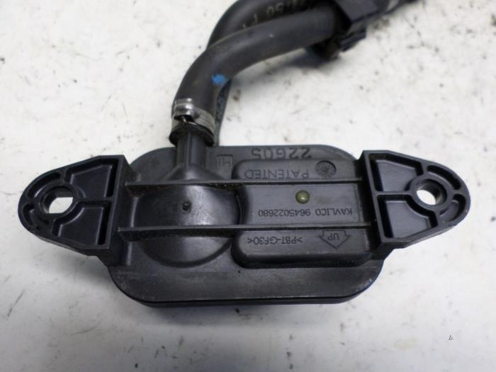 Used Peugeot 307 SW (3H) 1 6 HDiF 110 16V Engine temperature