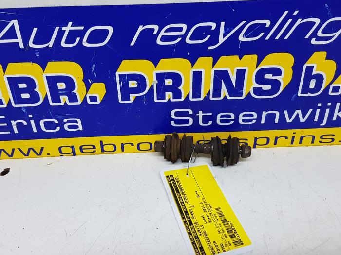Front torque rod, left from a Toyota Aygo (B10) 1.0 12V VVT-i 2011