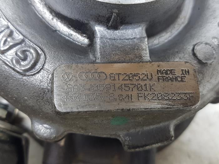 Gebrauchte Audi A6 Avant 4b5 2 5 Tdi V6 24v Turbo 4541358 Bfc Autorec Gebr Prins B V