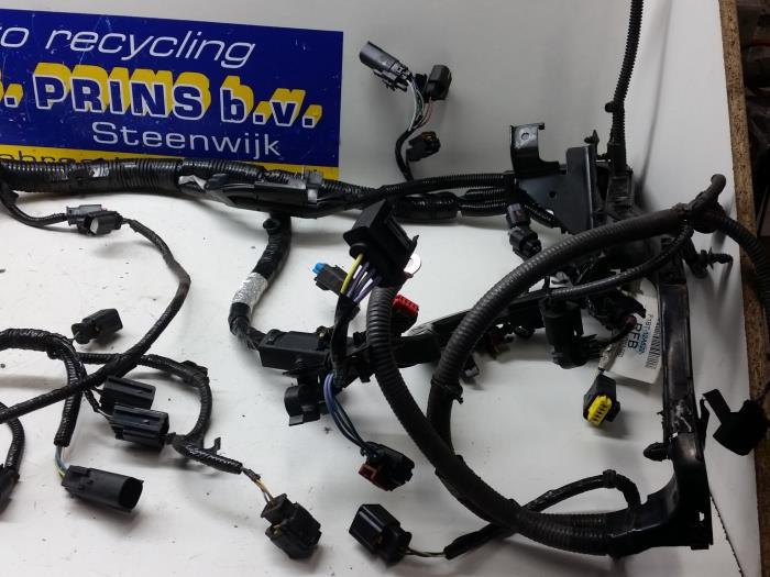 Used ford fiesta vii ja tdci wiring harness