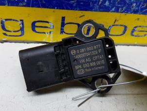 Boost Pressure Sensor FOR VW TOURAN 1T 1.9 06-/>10 CHOICE2//2 Diesel MPV Bosch
