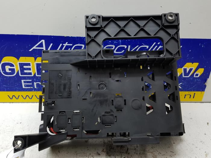 fuse box from a audi q7 2008