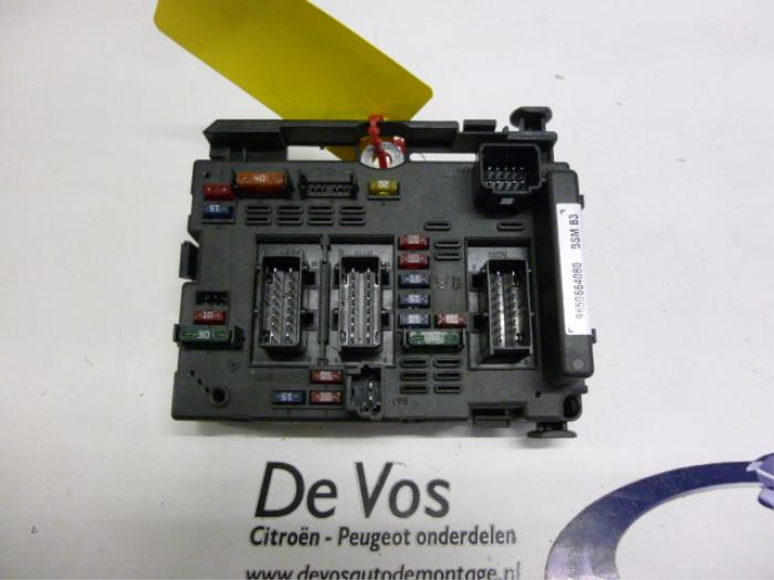Peugeot fuse box buzzing automotive wiring diagrams