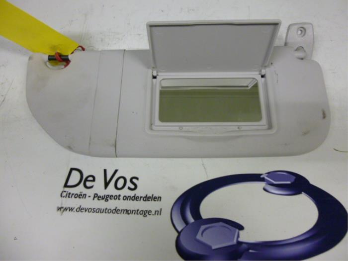 Used Citroen C3 (SC) 1.1 Sun visor - 816393 - De Vos ... cbbab814c02