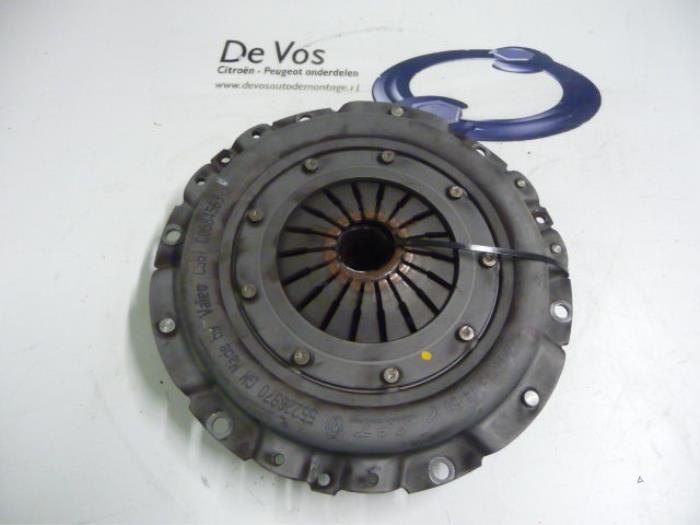 Citroen//Peugeot Nemo//Bipper 1.3 Diesel 10-3 PART embrayage KIT