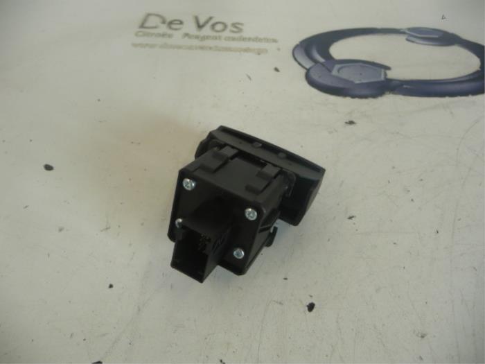 used citroen c4 picasso parking brake switch 470702 6fy. Black Bedroom Furniture Sets. Home Design Ideas