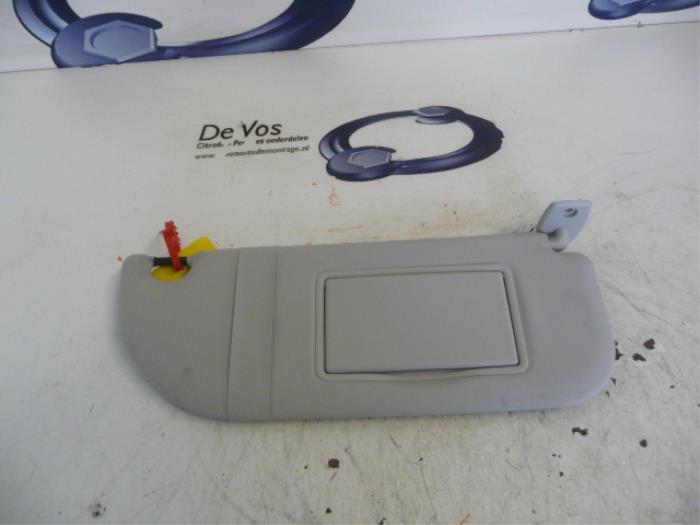 Used Citroen C3 Sun visor - 8163HV - De Vos Autodemontagebedrijf ... 77723ae8a2e