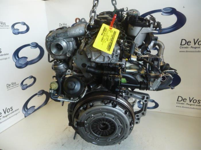 Used Peugeot 3008 Engine