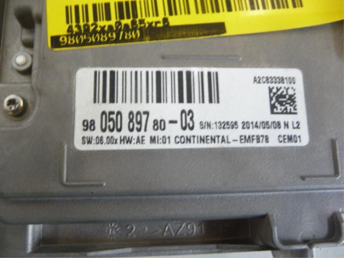 Used Citroen C4 Picasso Interior display - 9805089780 9HC