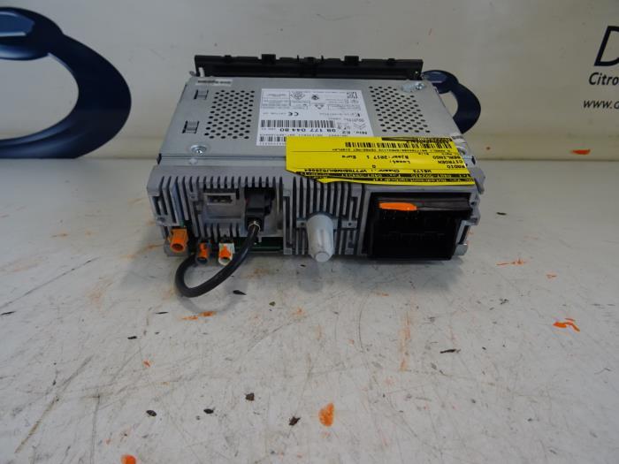 Used Citroen Berlingo Radio 1622793480 De Vos