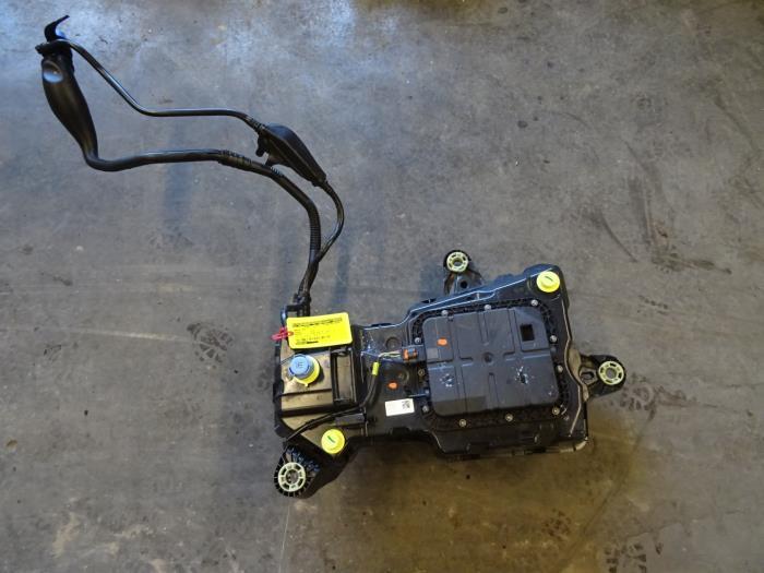 gebrauchte peugeot partner adblue tank - 9808625280 bhybh02 - de vos