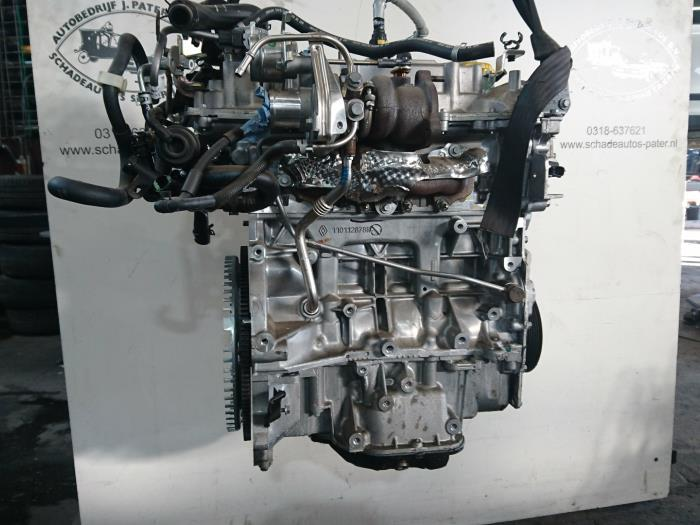 used nissan qashqai j11 1 2 12v dig t motor hra2