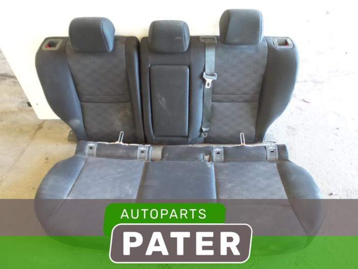 Amazing Used Nissan Qashqai J11 1 2 Dig T 16V Rear Bench Seat Gmtry Best Dining Table And Chair Ideas Images Gmtryco