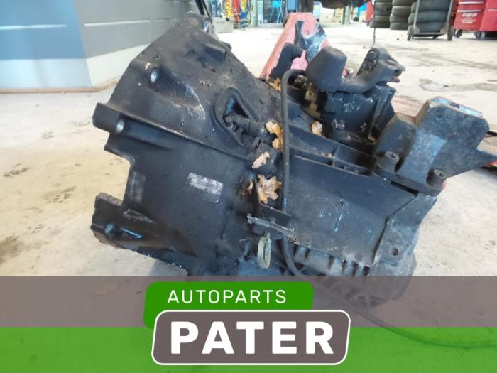 Gearbox From A Ford Transit S