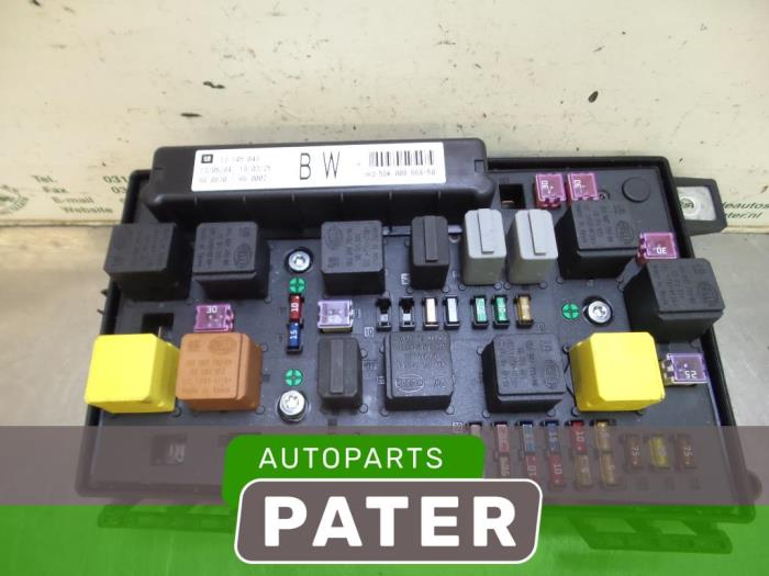 Used Opel Astra H (L48) 1.6 16V Twinport Fuse box - 13208748 ... Fuse Box Astra on switch box, transformer box, case box, the last of us box, ground box, style box, clip box, breaker box, layout for hexagonal box, dark box, cover box, circuit box, junction box, power box, relay box, four box, meter box, tube box, watch dogs box, generator box,