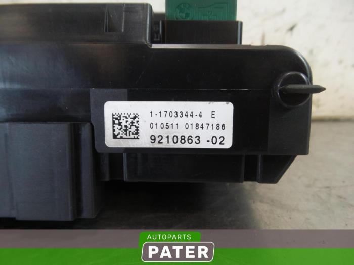 Used BMW X3 (F25) xDrive30d 24V Fuse box - 621086302 - Autobedrijf J ...