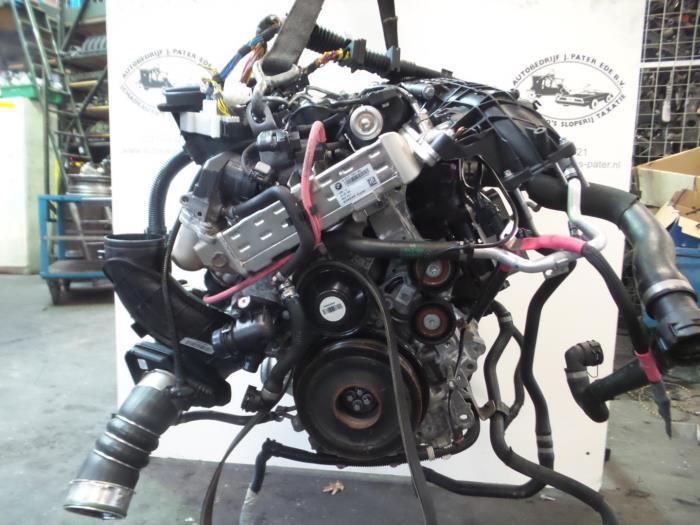Used Bmw X6 F16 Xdrive30d 3 0 24v Engine N57d30a Autobedrijf J