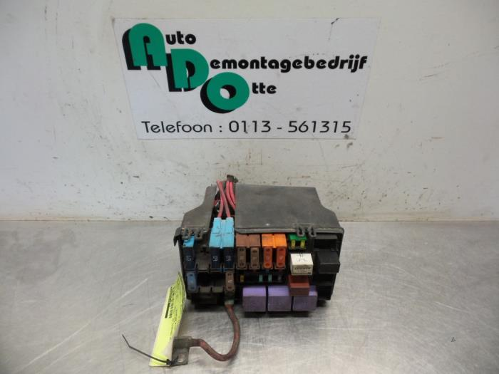 0 used renault espace (jk) 3 0 dci v6 24v fuse box 82005648321 espace 4 fuse box at aneh.co