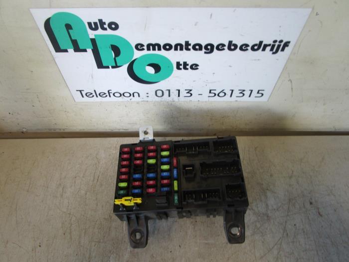 fuse box from a hyundai getz (getz 03-) (used)