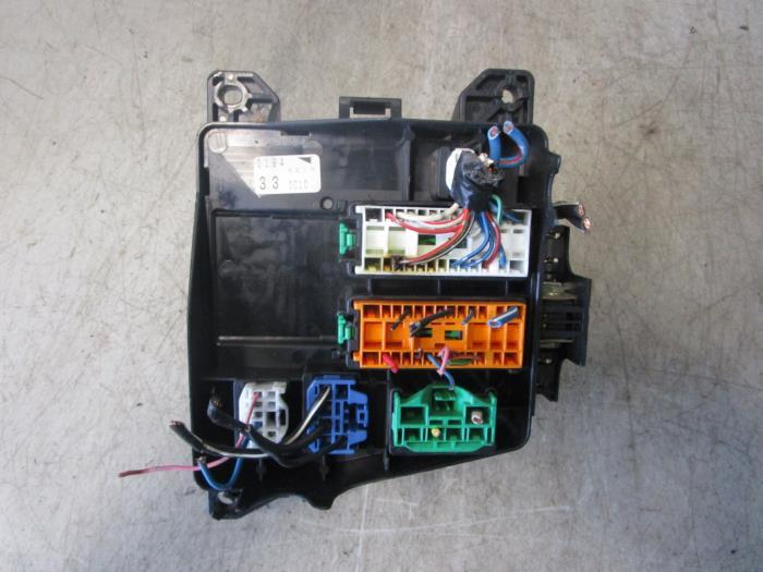 Used Mazda Premacy 1 8 16v Fuse Box