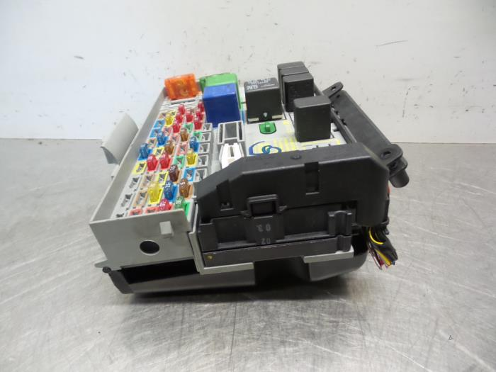 Fuse Box In Astra Mk4 - Wiring Diagram