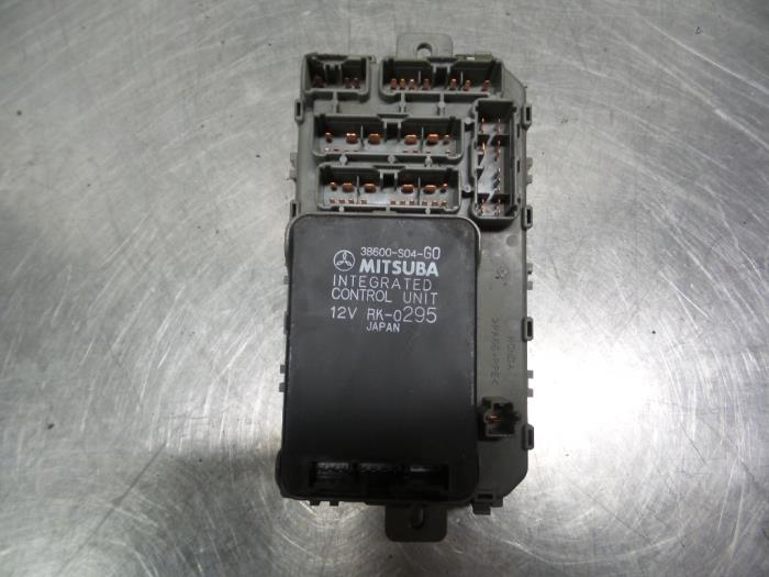 Used Honda Civic (EJ/EK) 1.4i 16V Fuse box - 30126BZ ... on