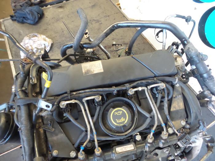 Used Jaguar X-type 2.0 D 16V Engine - 6B ...