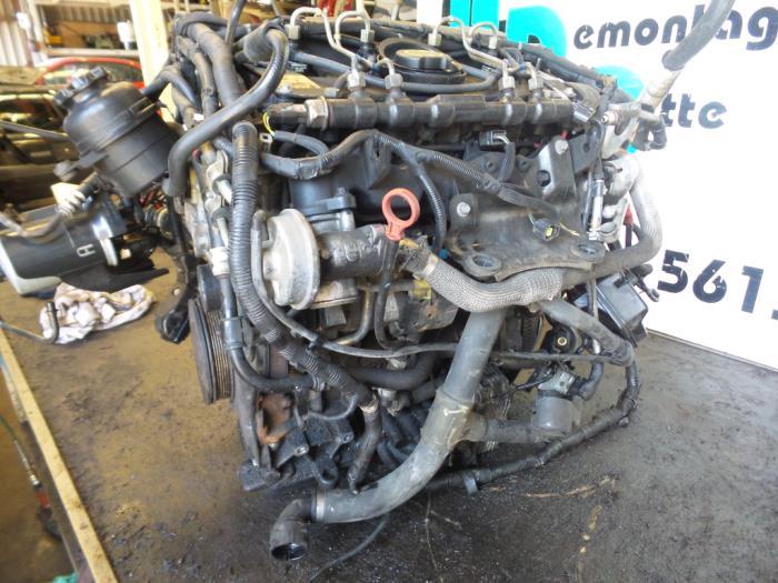 Used Jaguar X-type 2 0 D 16v Engine