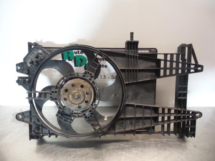 Usag fiat punto ii 188 1 2 16v 5 drs ventilateur for Rafraichir piece avec ventilateur