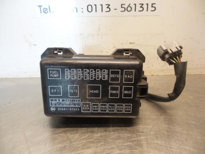 Marvelous Daihatsu Sportrak Fuse Box Wiring Diagram Wiring 101 Taclepimsautoservicenl