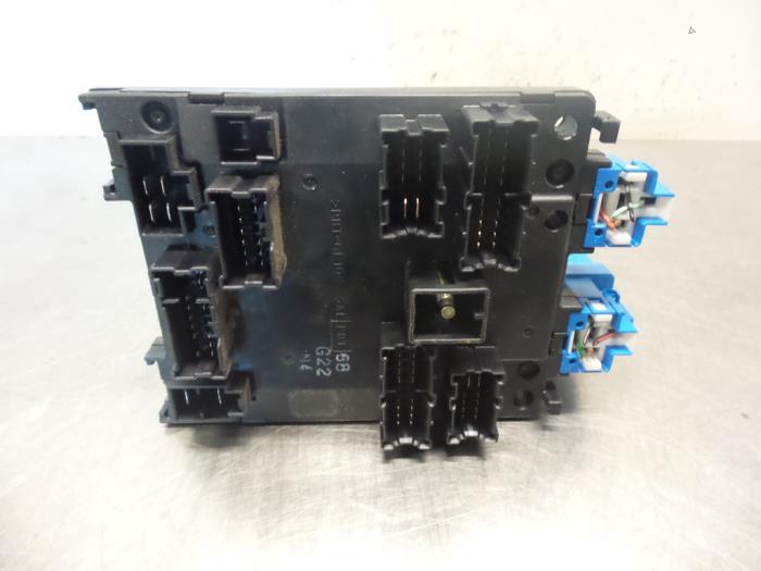 fuse box from a nissan / datsun micra (k11) 1 3 lx,slx 16v