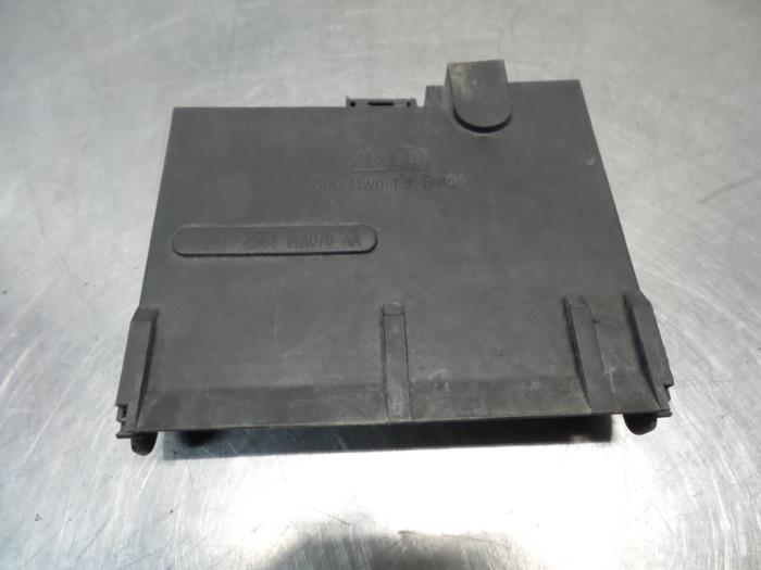 Used ford fiesta vi tdci fuse box