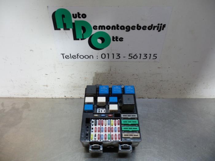 Used Hyundai Matrix 16 16v Fuse Box 9100617260