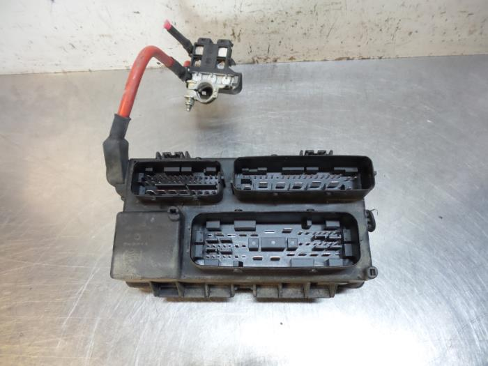 Fiat Punto 06 Fuse Box Wiring Diagram