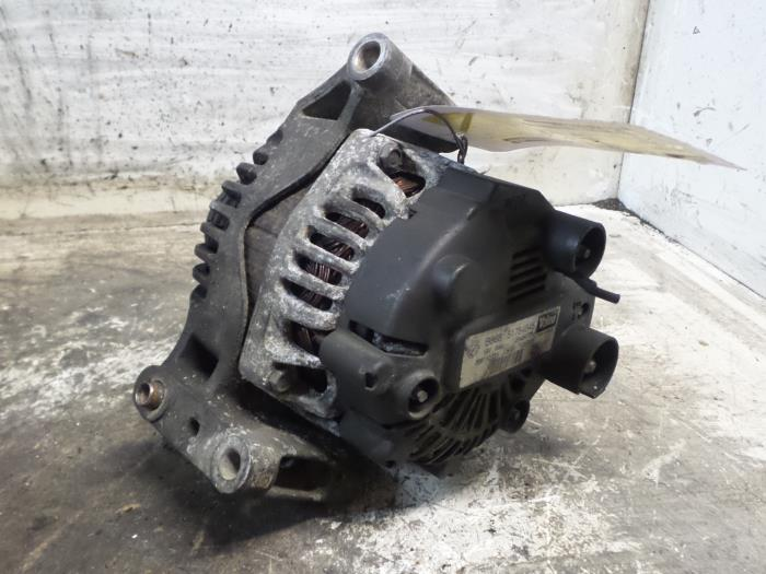 Used Fiat Punto II (188) 1 3 JTD Multijet 16V Dynamo - B86851784845