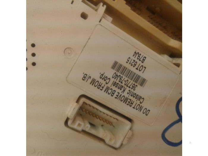 fuse box from a suzuki / santana sx4 (ey/gy) 1 9 ddis 2006