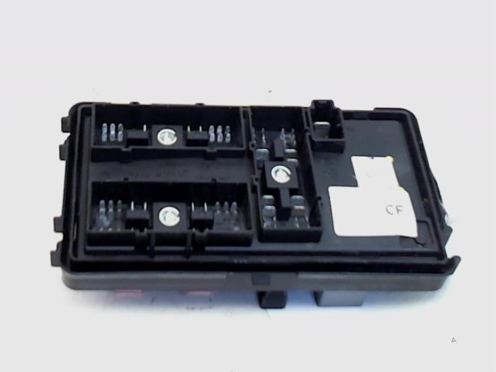 Used Chevrolet Matiz  Spark 0 8 Fuse Box