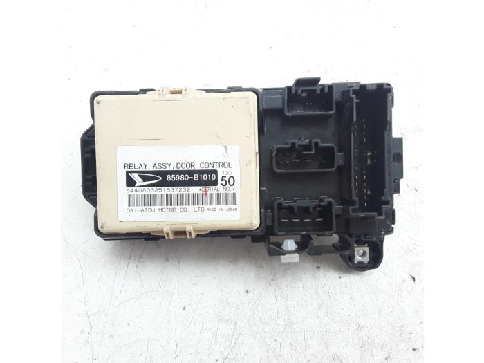 Fuse Box Daihatsu Taruna - Wiring Diagrams 101 Daihatsu Terios Fuse Box Diagram on