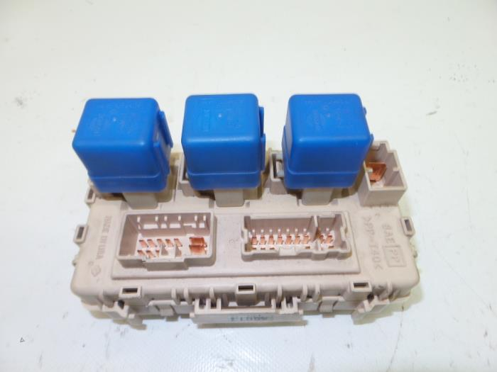 used nissan x trail (t30) 2 2 dci 16v 4x2 fuse box japoto Nissan Rogue