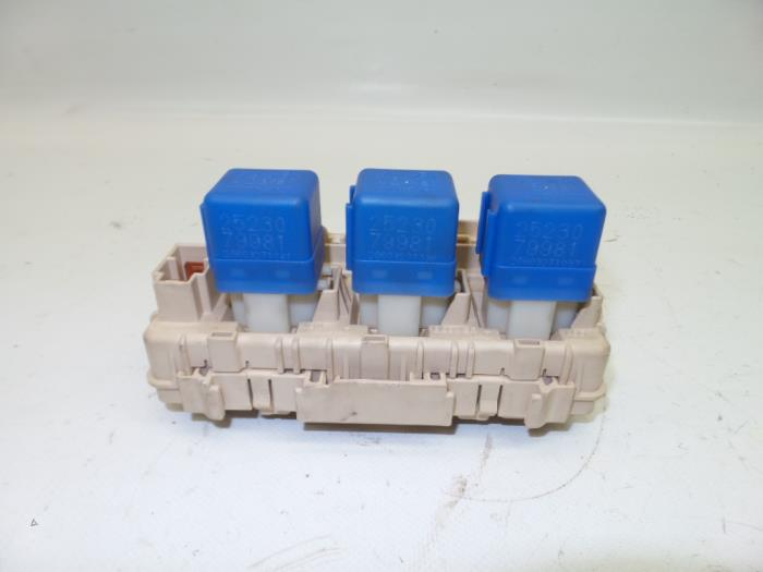 Fuse Box For Nissan Trail : Used nissan trail t dci v fuse box