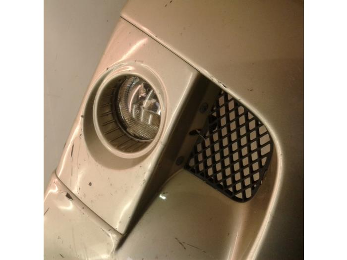 used hyundai tucson 2 0 16v cvvt 4x2 front bumper color code bw
