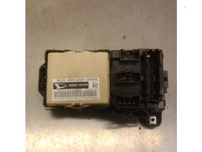 Daihatsu Sirion 2006 Fuse Box - Wiring Diagrams List on