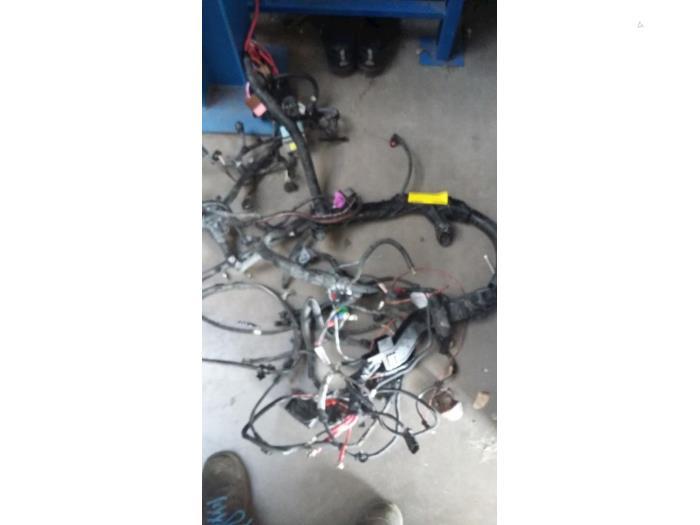 Admirable Used Opel Vivaro Combi 2 0 Cdti Wiring Harness 93864345 Poolman Wiring Cloud Venetbieswglorg