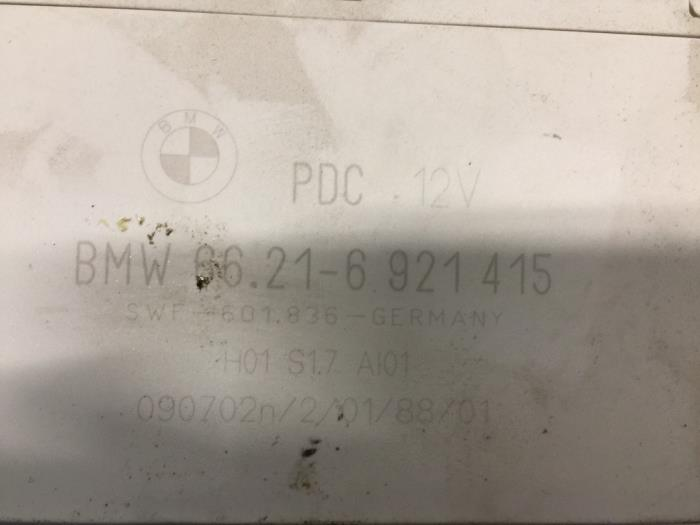 PDC Module from a BMW 3 serie (E46/2) 325 Ci 24V 2001