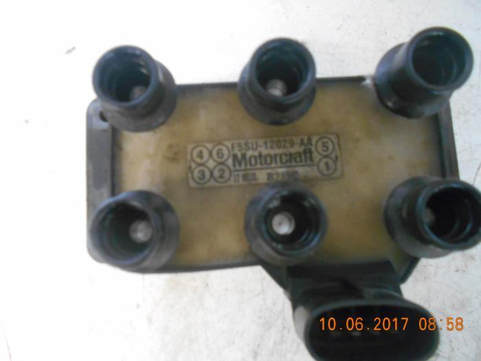 gebrauchte ford mondeo ii wagon 2 5 v6 24v e2 96 eec z ndspule 12029aa sea autorecycling. Black Bedroom Furniture Sets. Home Design Ideas