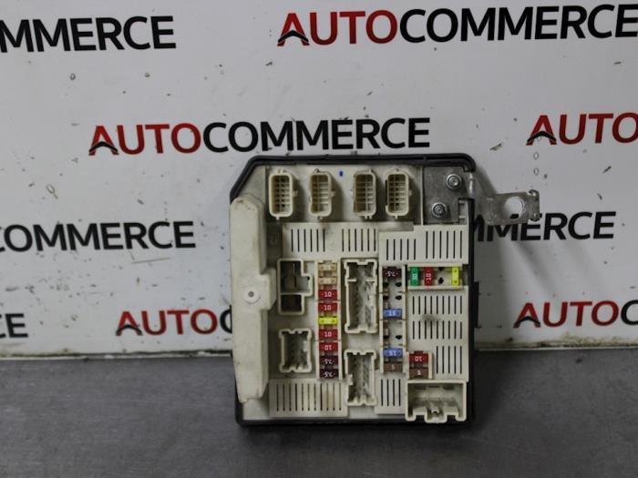 used renault megane ii (bm cm) 1 6 16v fuse box 519158091 Volkswagen Eos Fuse Box